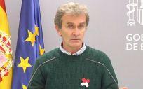 Fernando Simón, director del Centro de Coordinación de Alertas y Emergencias Sanitarias (Foto: Ministerio de Sanidad)