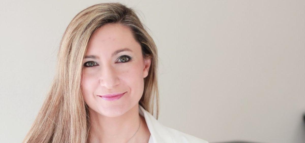 Alejandra Menassa de Lucia, presidenta de la Sociedad Española de Salud y Medicina Integrativa (SESMI)