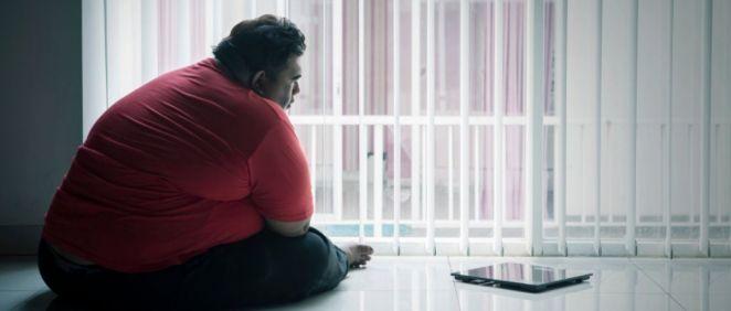 Persona con obesidad (Foto. Ruber Internacional)