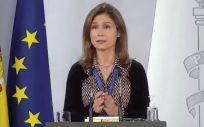 María Jesús Lamas, directora de la AEMPS (Foto: MSCBS)