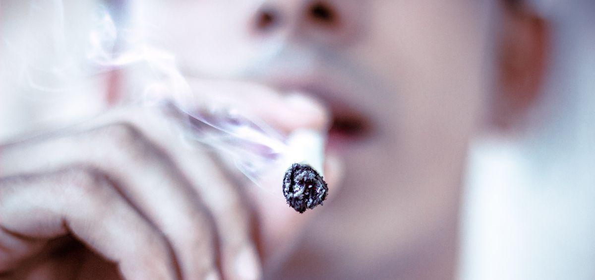 El tabaco es la segunda droga más consumida en España. (Foto. Unsplash)