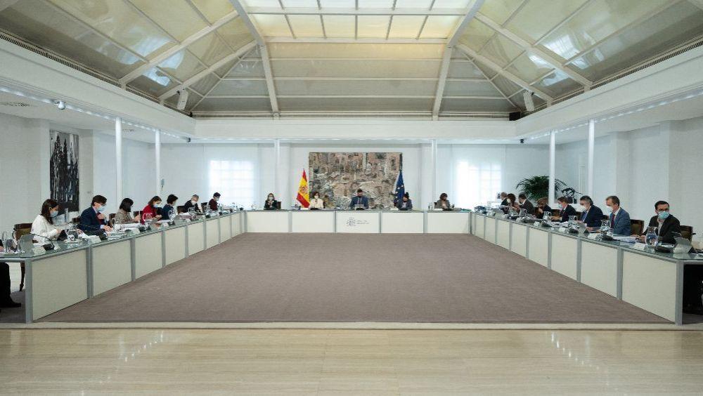 Reunión del Consejo de Ministros (Foto: Pool Moncloa / Borja Puig de la Bellacasa)