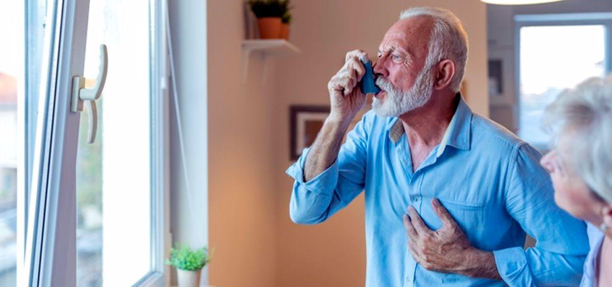 Las personas con asma no tienen mayor riesgo de muerte por COVID-19