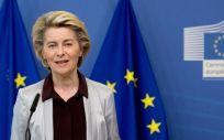 Ursula von der Leyen, presidenta de la Comisión Europea (Foto. Etienne Ansotte European Commiss)