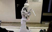 Robot Cira 03 (Foto. Reuters)