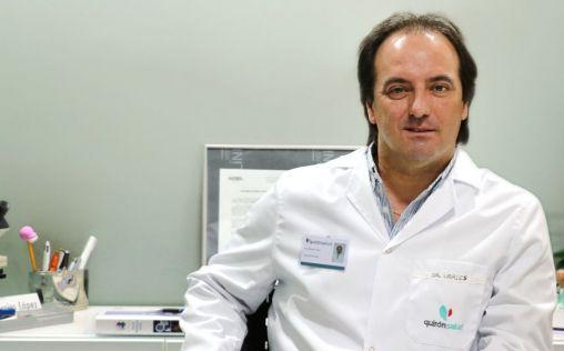 """Urriés (Asebir): """"Ninguna administración duda de que los biólogos somos profesionales sanitarios"""""""