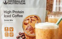 High Protein Iced Coffee, el café helado de Herbalife Nutrition (Foto. ConSalud)