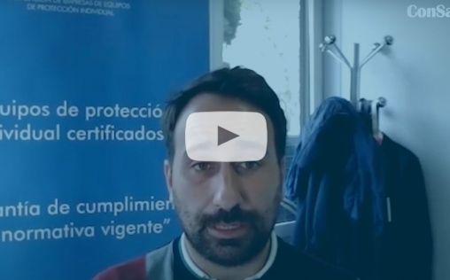 """Luis Gil (Asepal): """"Empresas ajenas al sector priman hacer negocio con mascarillas a la seguridad"""""""