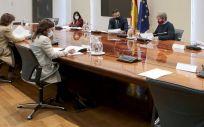 Comité de Seguimiento del Coronavirus del 30 de noviembre de 2020 (Foto: La Moncloa)