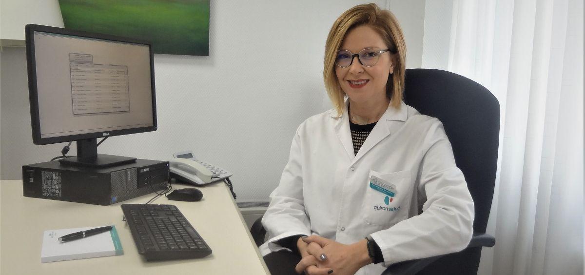 Dra. Natalia Gennaro (Foto. Ruber Juan Bravo)