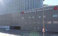 Fachada del Hospital Rey Juan Carlos (Foto. HURJC)