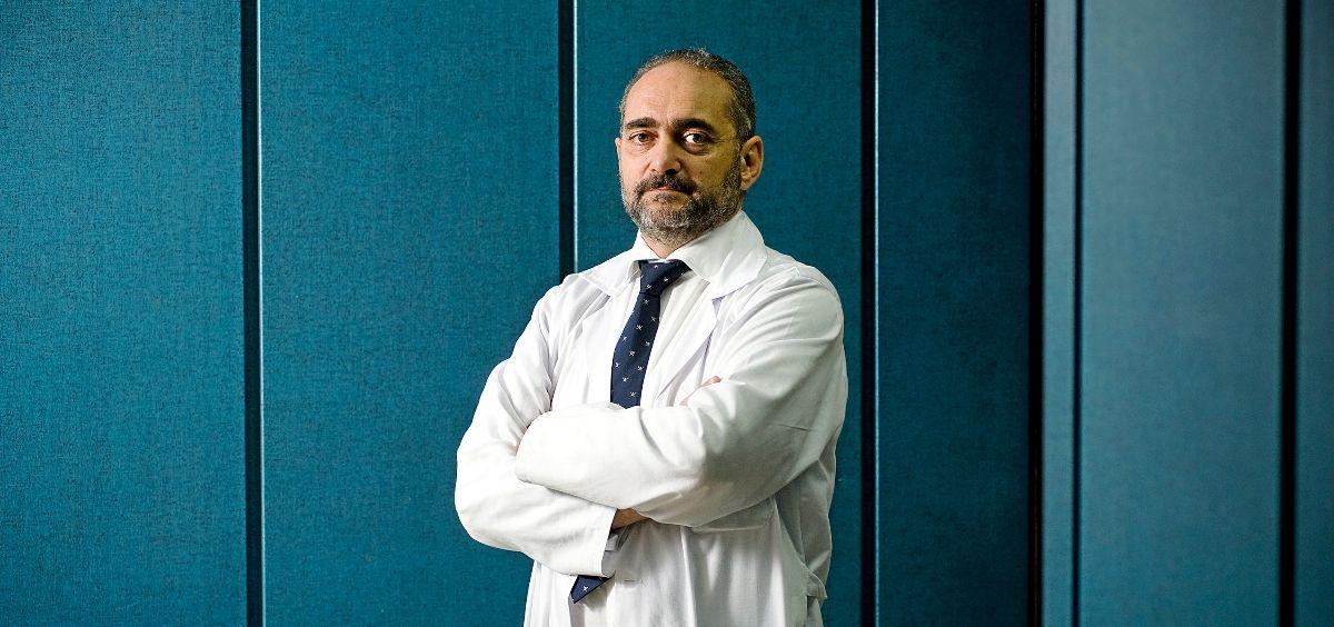 Luis Ley Urzaiz, el presidente de la Sociedad Española de Neurocirugía (Senec).