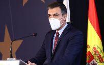 El presidente del Gobierno, Pedro Sánchez (Foto: Pool Moncloa)