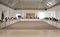 Reunión del Consejo de Ministros (Foto: Pool Moncloa / José María Cuadrado)