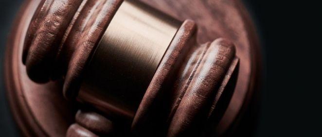 Mazo o mallete de la Justicia, uno de los símbolos más significativos del Poder Judicial. (Foto. Unsplash)