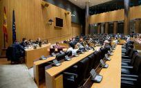 Reunión de la Comisión de Sanidad y Consumo del Congreso de los Diputados (Foto: Congreso)