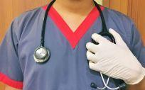 Profesional sanitaria en una consulta. (Foto. Unsplash)