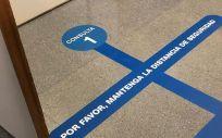 Ribera Salud refuerza la seguridad de los circuitos de acceso en el centro de salud de Crevillent