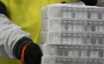 Viales con la vacuna contra el coronavirus de Pfizer (Foto. 2020 POOL   POOL)