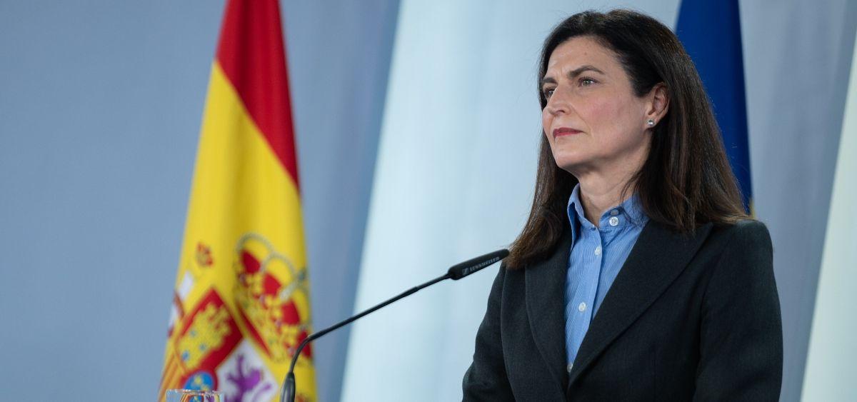 Raquel Yotti, directora del Instituto de Salud Carlos III (Foto: Pool Moncloa / Borja Puig de la Bellacasa)