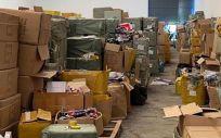 Detienen a 12 personas con 2,7 millones de productos sanitarios ilegales en Madrid (Foto: Moncloa)