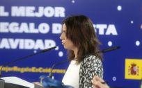 Silvia Calzón, secretaria de Estado de Sanidad. (Foto. Pool Moncloa/JM Cuadrado)