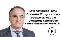 Antonio Mingorance, presidente de Cacof