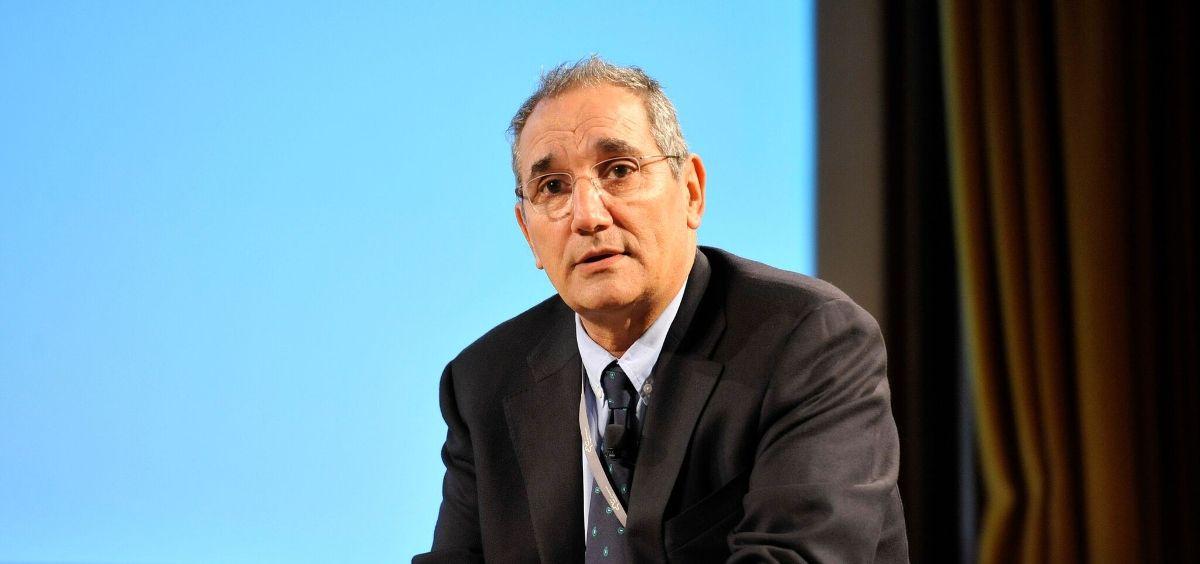 Vicenç Martínez, director general de Ordenación Profesional del Ministerio de Sanidad (Foto. H. Vall dHebron)
