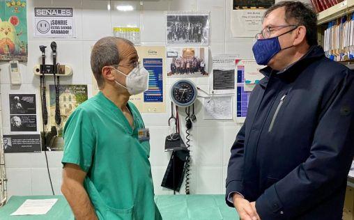 """El Defensor del Pueblo: """"Hay que congratularse por la contención del virus Covid-19 en Prisiones"""""""