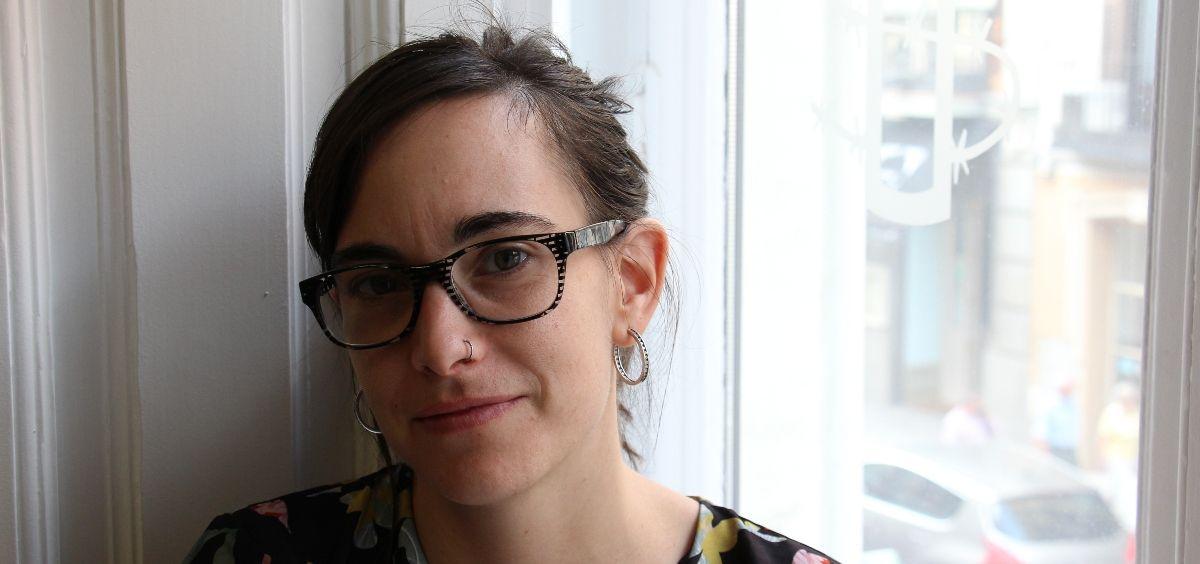 Ana Gómez, responsable de Aministía Internacional