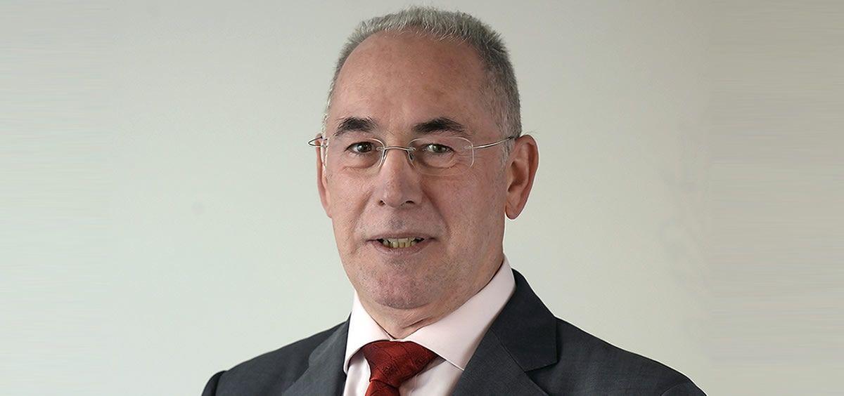 Francisco Miralles, presidente del Colegio de Médicos. (Foto. FM)