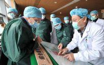 Un grupo de expertos de la OMS llega a Wuhan (Foto: ZUMA Press - DPA - EP)