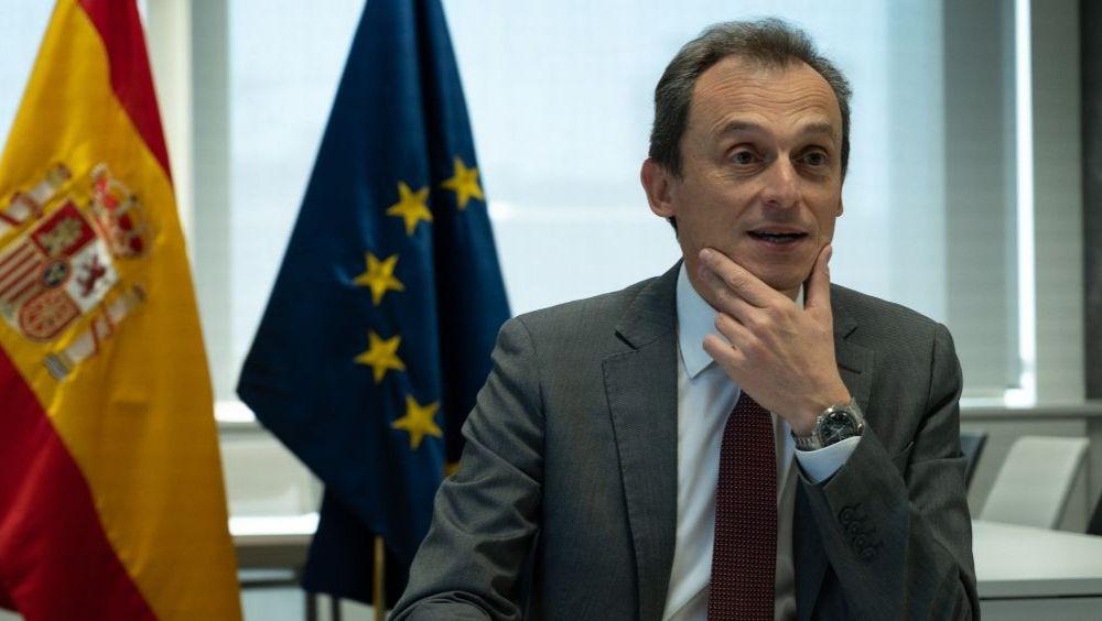 Pedro Duque, ministro de Ciencia e Innovación (Foto: @CienciaGob)