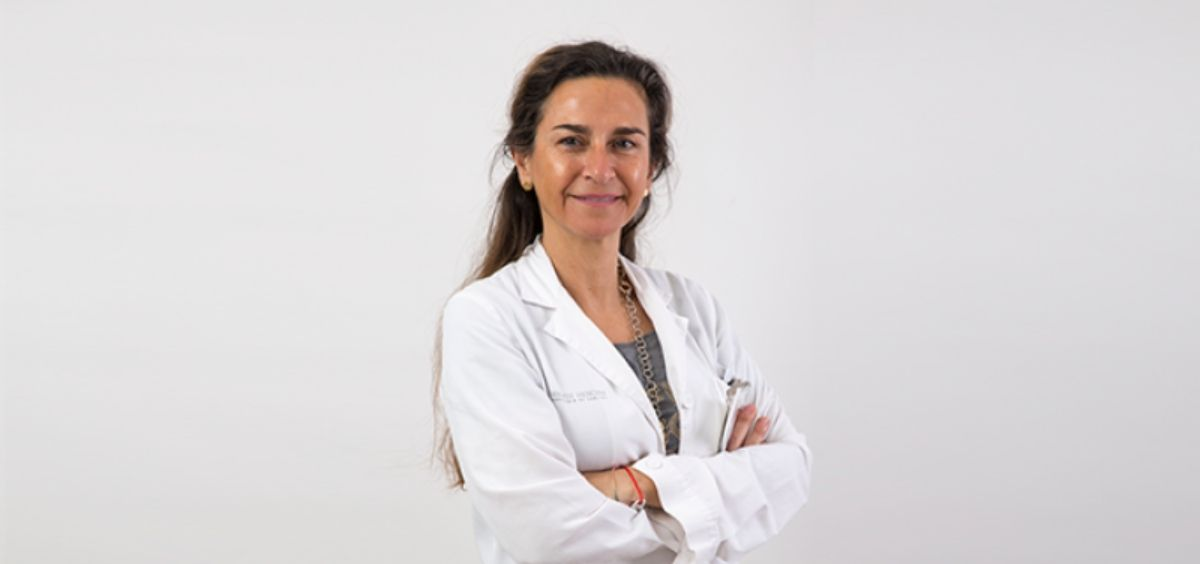 Eva Baró, directora gerente del Hospital de Torrevieja (Foto. Ribera Salud)