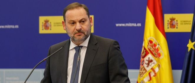 José Luis Ábalos, ministro de Transportes, Movilidad y Agenda Urbana (Foto: Mitma)