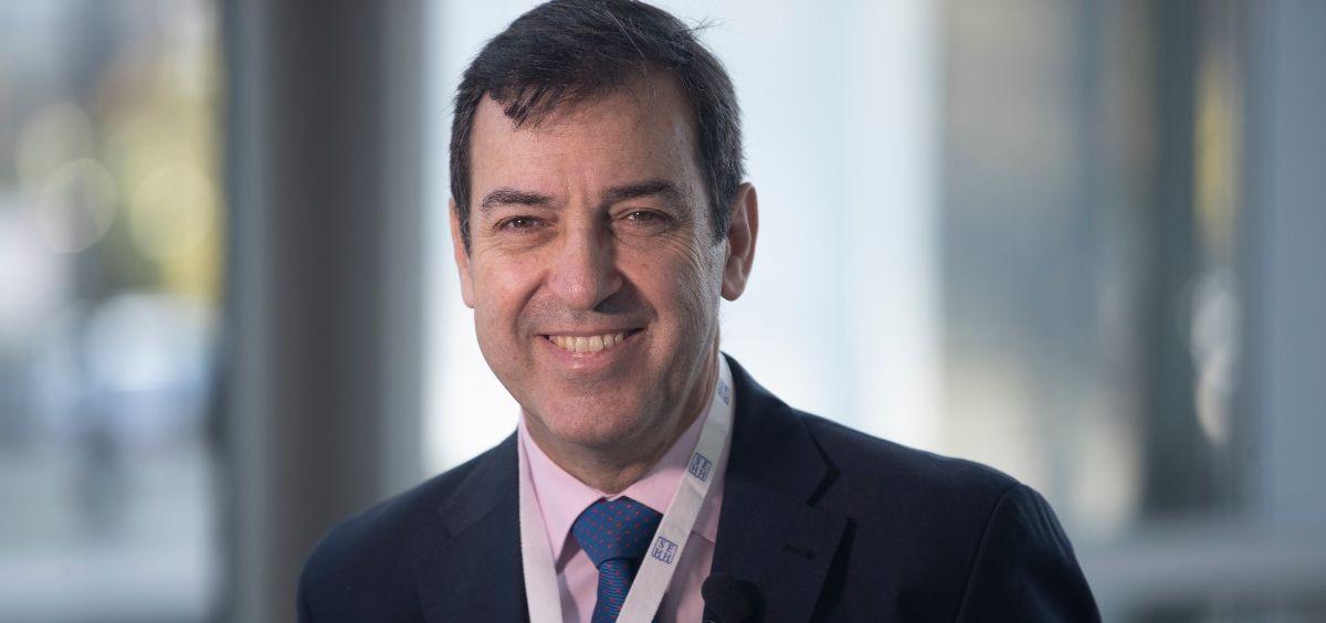 Ramón García Sanz, presidente de la Sociedad Española de Hematología y Hemoterapia (SEHH).
