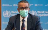 Tedros Adhanom Ghebreyesus, director general de la Organización Mundial de la Salud (Foto. WHO)