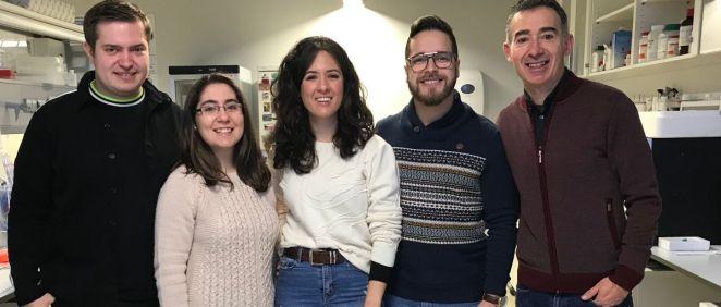 Grupo de investigadores CiMUS (Foto. CiMUS)