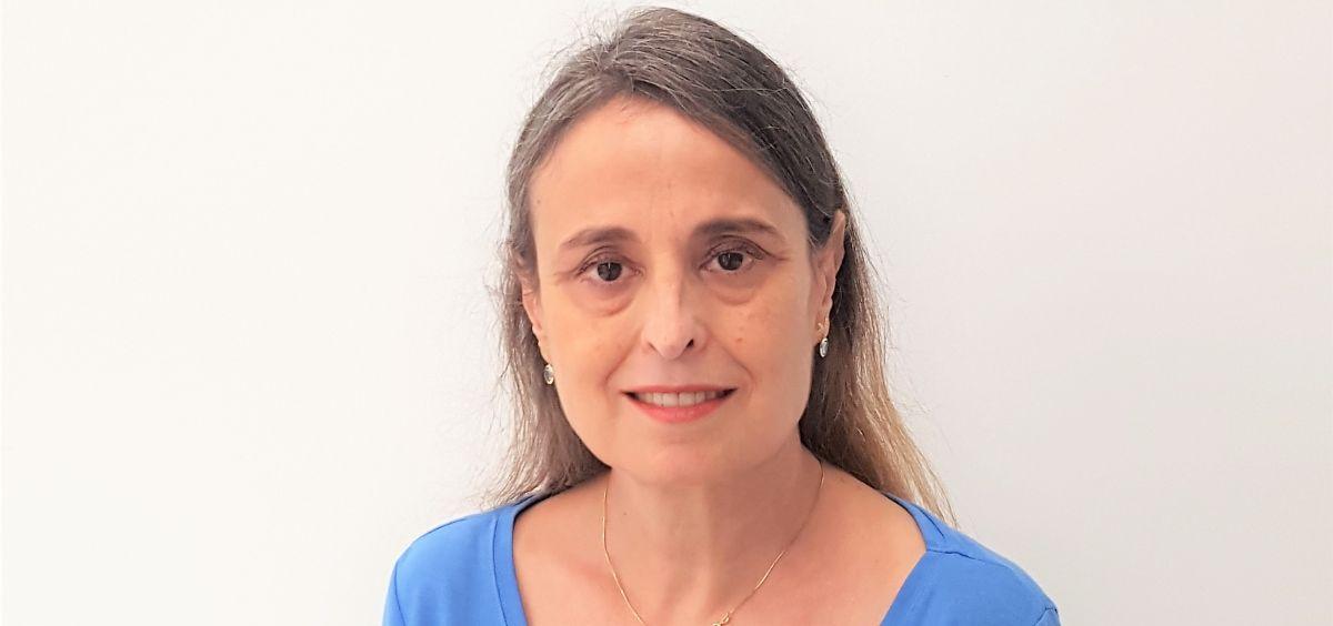 María José García, portavoz del Sindicato de Enfermería (Satse). (Foto. Satse)