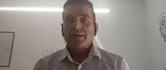 Juan Francisco Perán, elegido nuevo presidente de la Federación Española de Diabetes (Foto. Canal