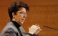 Elena Andradas, directora general de Salud Pública de la Comunidad de Madrid (Foto: CAM)