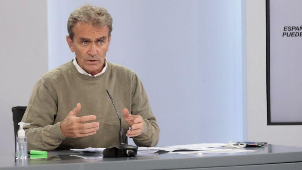 Fernando Simón, director del Centro de Coordinación de Alertas y Emergencias Sanitarias (CCAES). (Foto: Ministerio de Sanidad)