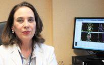 Dra. Elia del Cerro (Foto. Hospital La Luz)