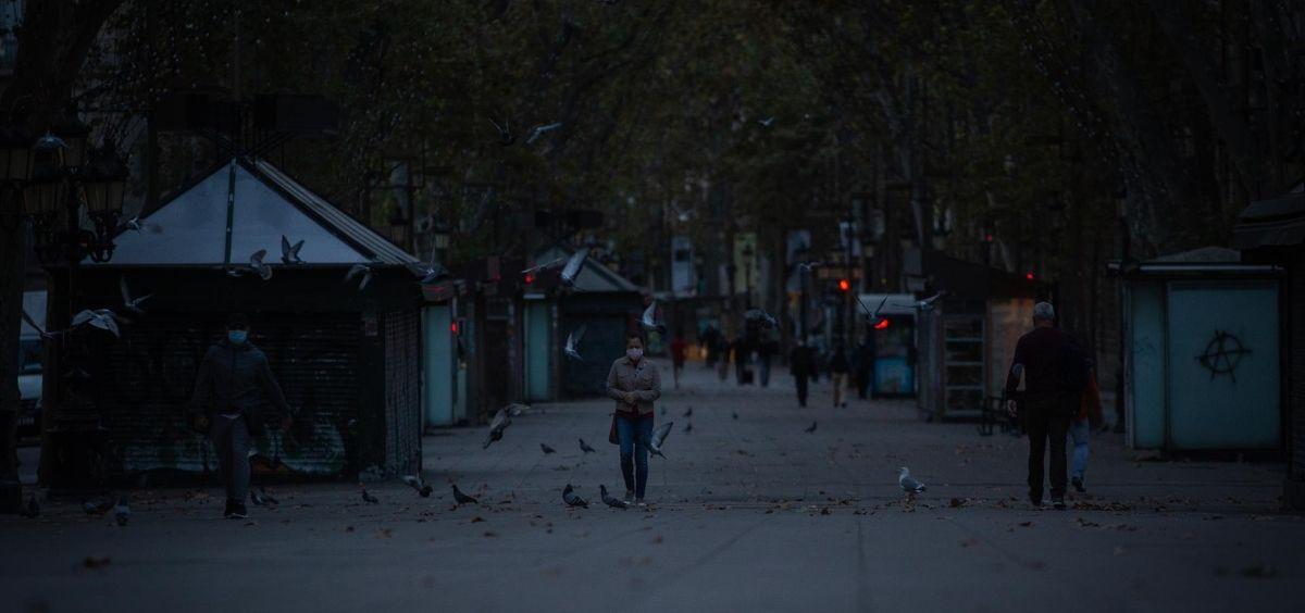 Ramblas de Barcelona (Foto. David Zorrakino   Europa Press   Archivo)