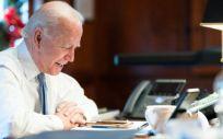 El presidente de los Estados Unidos, Joe Biden (Foto. Twitter @JoeBiden)