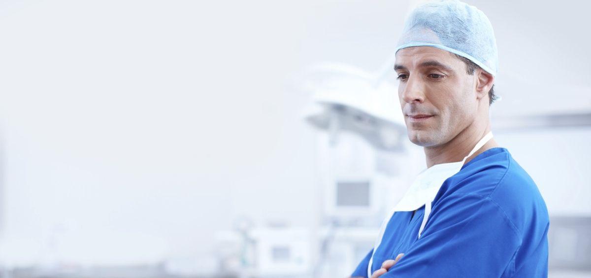 Profesional sanitario (Foto. Stada)