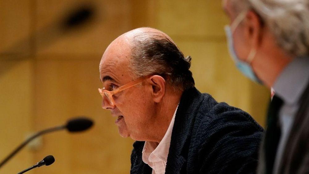 Antonio Zapatero, viceconsejero de Salud Pública y Plan Covid-19 (Foto: CAM)