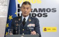 Miguel Ángel Villarroya, jefe del Estado Mayor de la Defensa (Foto: La Moncloa)