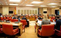 Reunión de la Diputación Permanente del Congreso de los Diputados (Foto: Congreso)