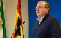 El presidente del PP de Extremadura, José Antonio Monago, (Foto de archivo. PP DE EXTREMADURA